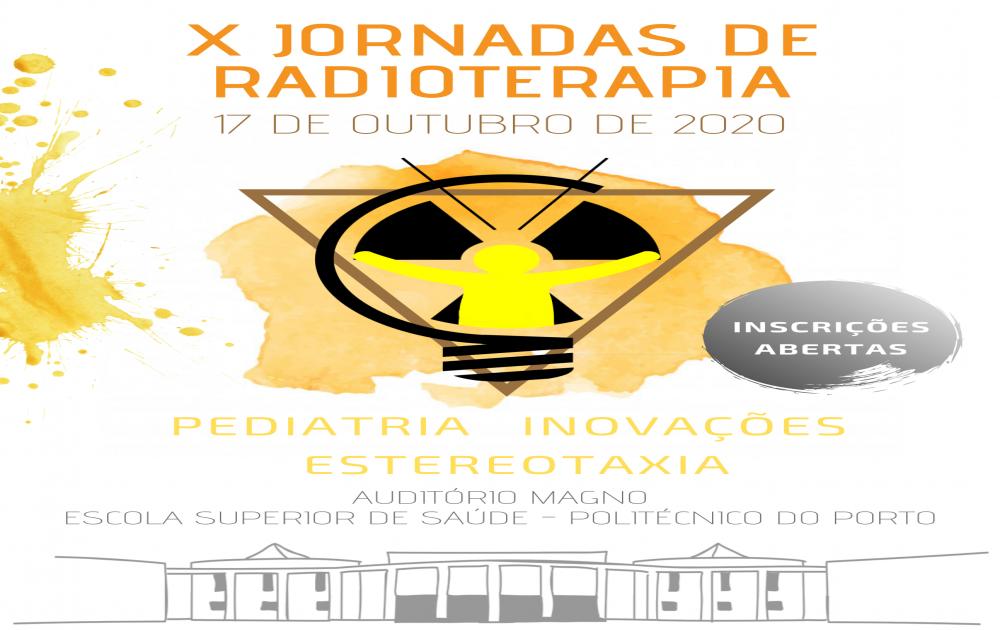 X Jornadas de Radioterapia da ESS PP
