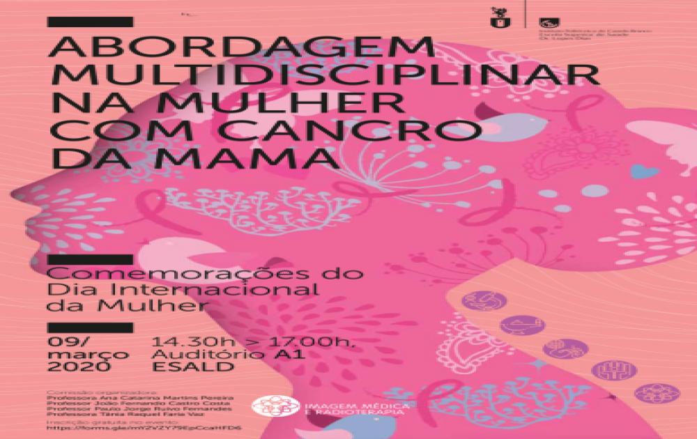 Abordagem Multidisciplinar na mulher com cancro da mama