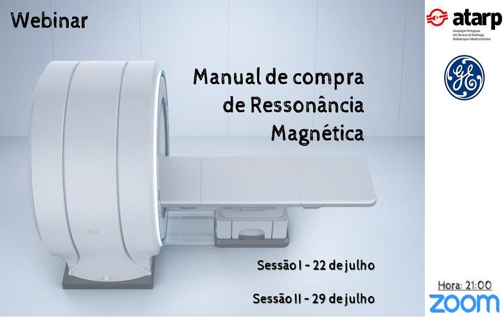 Formação Online - Manual de compra de Ressonância Magnética - Sessão II