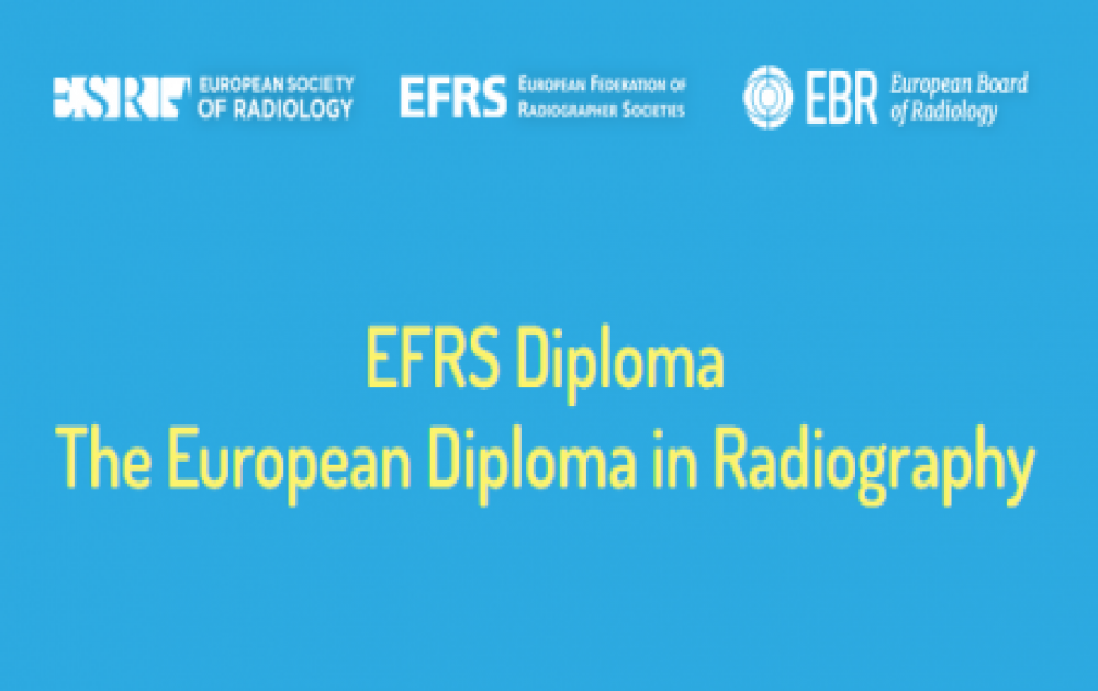 European Diploma in Radiography