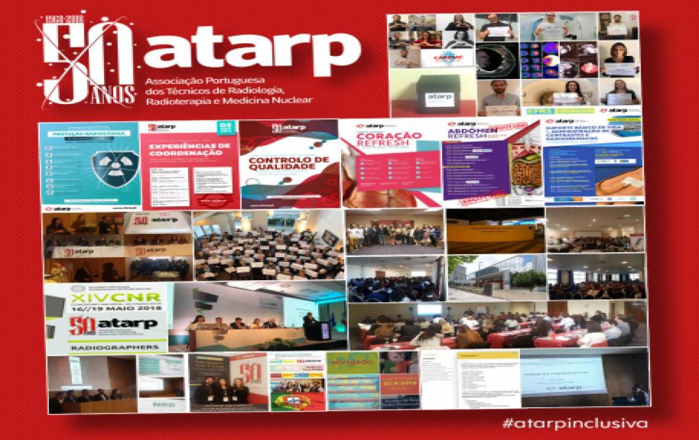 Encerramento dos 50 anos da ATARP