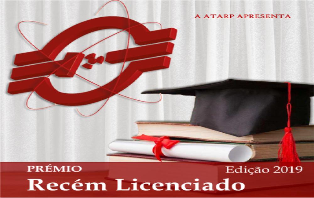 Prémio ATARP Recém Licenciado Edição 2019