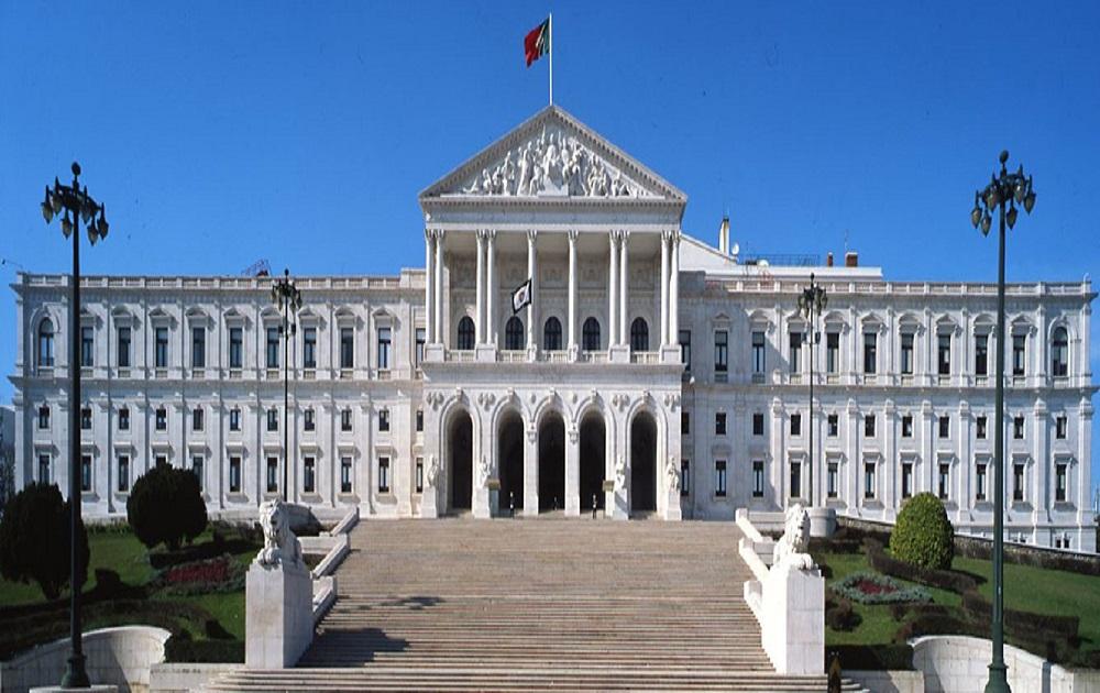 Nova audiência Grupos Parlamentares