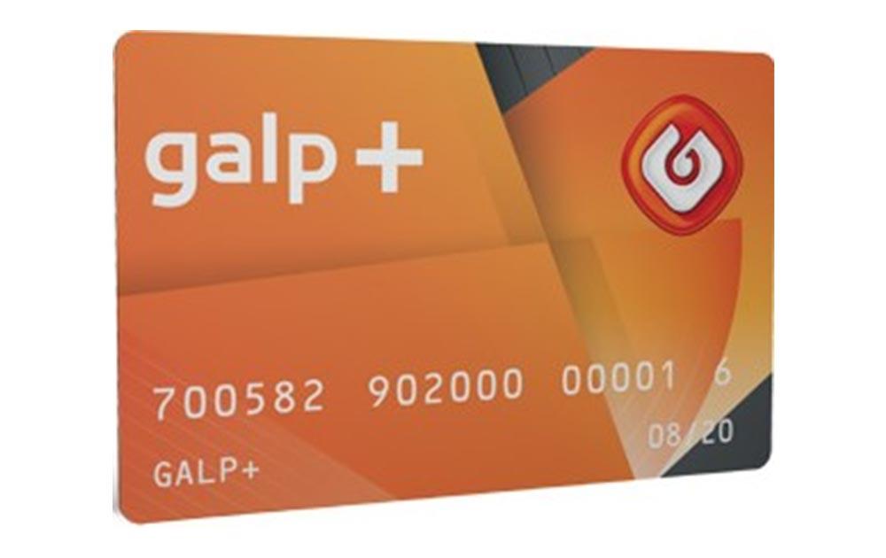 Cartão Galp+